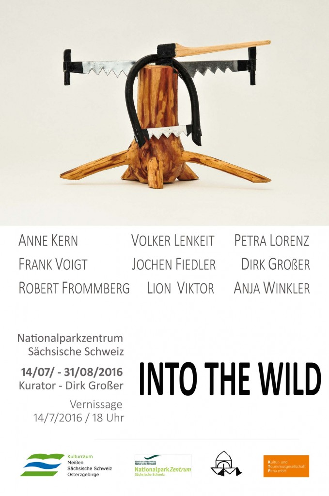 Plakat Nationalparkzentrum mit Vernissage klein Kopie